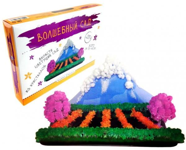 Набор Волшебные кристаллы CD-018B-1 Волшебный сад