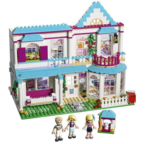 Конструктор LEGO Friends Лего Подружки Дом Стефани