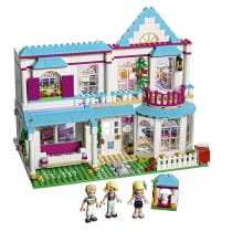 Фото Конструктор Lego Friends Лего Подружки Дом Стефани