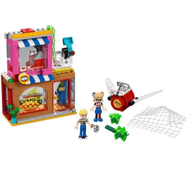 Конструктор Lego 41231 Super Hero Girls Лего Супергерлз Харли Квинн спешит на помощь