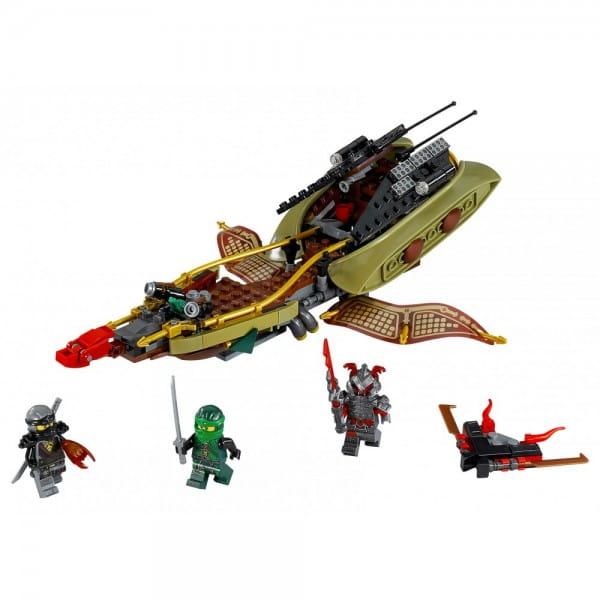 Конструктор Lego Ninjago Лего Ниндзяго Тень судьбы