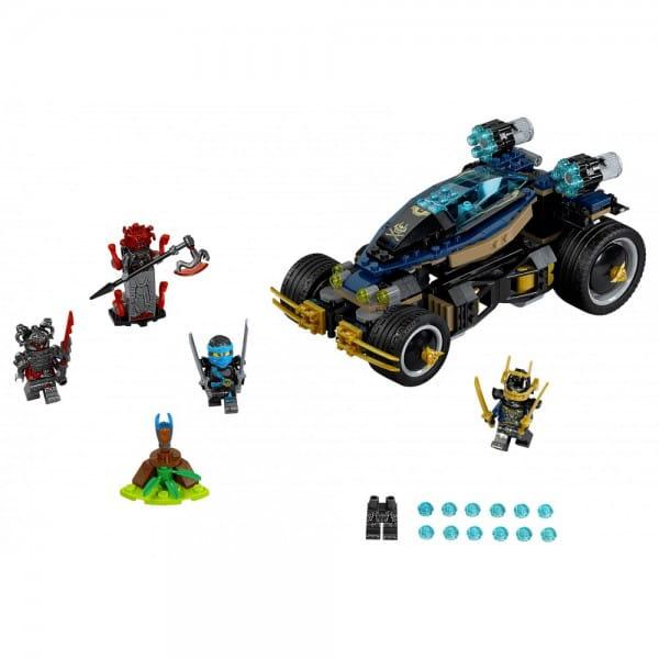 Конструктор Lego Ninjago Лего Ниндзяго Самурай
