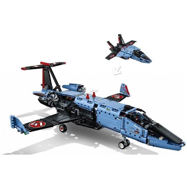 Конструктор Lego 42066 Technic Лего Техник Сверхзвуковой истребитель