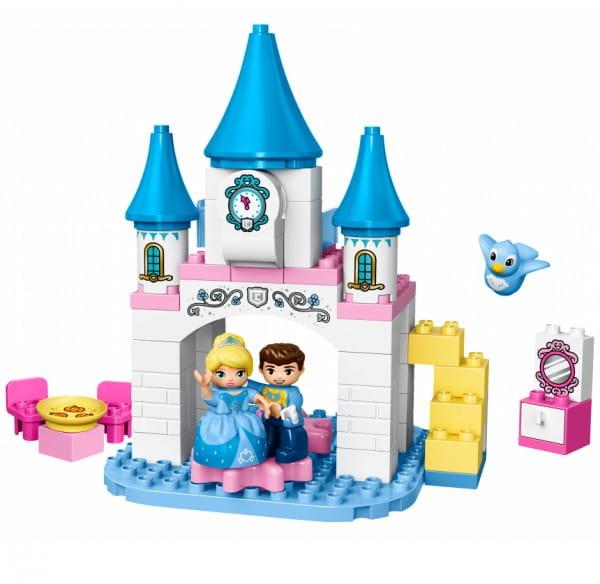 Конструктор Lego Duplo Лего Дупло Волшебный замок Золушки
