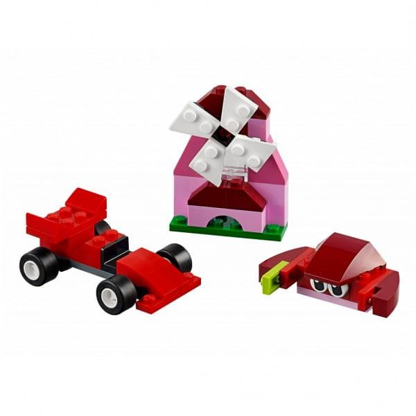 Конструктор Lego 10707 Classic Лего Классик Красный набор для творчества