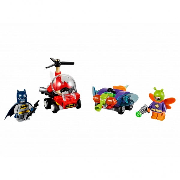 Конструктор Lego 76069 Super Heroes Mighty Micros Лего Супер Герои Майти Микро Бэтмен против Мотылька-убийцы