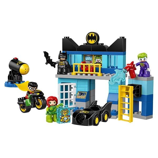 Конструктор Lego Duplo Лего Дупло Бэтпещера