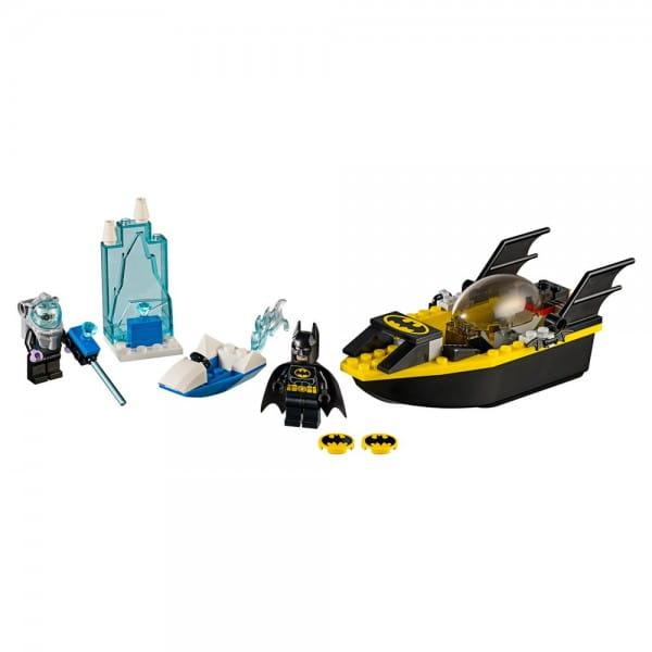Конструктор Lego 10737 Juniors Лего Джуниорс Бэтмен против Мистера Фриза