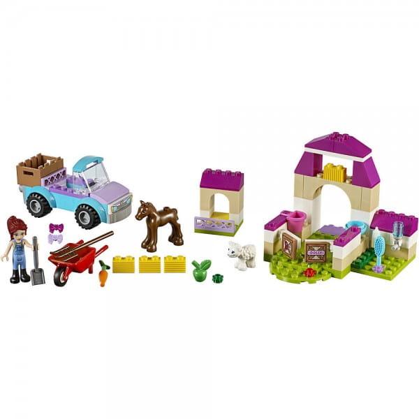 Конструктор Lego 10746 Juniors Лего Джуниорс Чемоданчик Ферма Мии