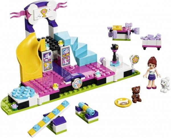 Конструктор Lego Friends Лего Подружки Выставка щенков - Чемпионат