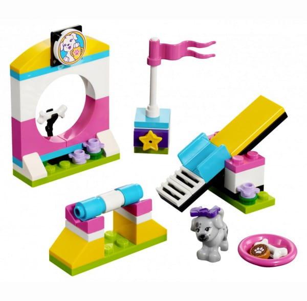 Конструктор Lego Friends Лего Подружки Выставка щенков - Игровая площадка