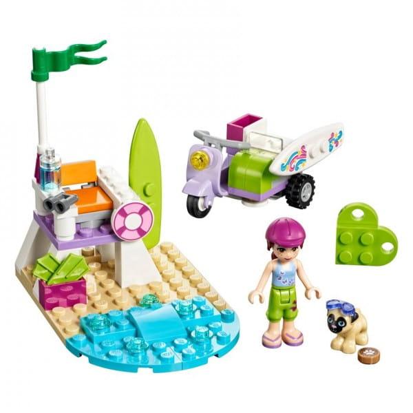 Конструктор Lego Friends Лего Подружки Пляжный скутер Мии