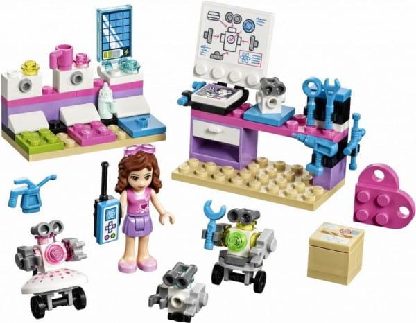 Конструктор Lego Friends Лего Подружки Творческая лаборатория Оливии