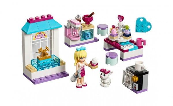 Конструктор Lego Friends Лего Подружки Кондитерская Стефани