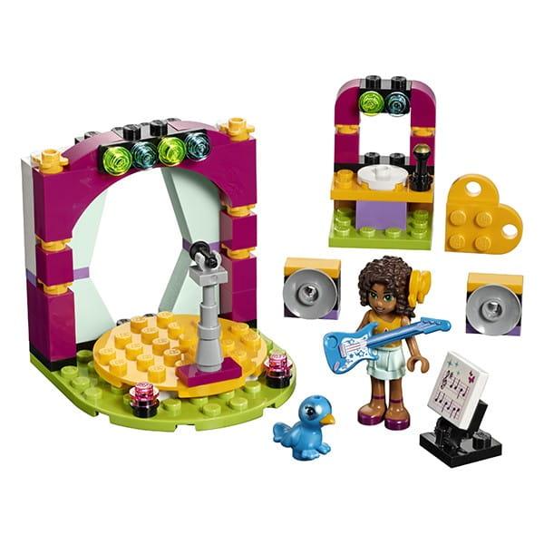 Конструктор Lego 41309 Friends Лего Подружки Музыкальный дуэт Андреа