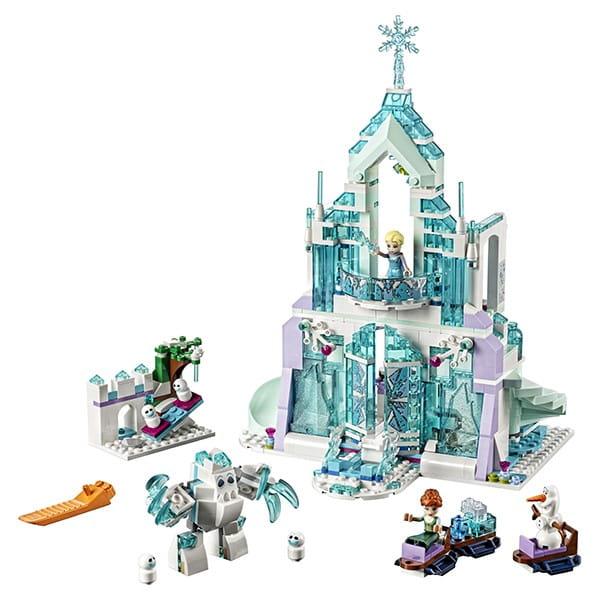 Конструктор Lego Disney Princesses Лего Принцессы Дисней Волшебный ледяной замок Эльзы
