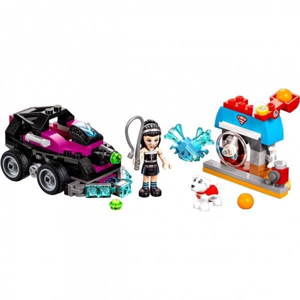 Конструктор Lego 41233 Super Hero Girls Лего Супергерлз Танк Лашины