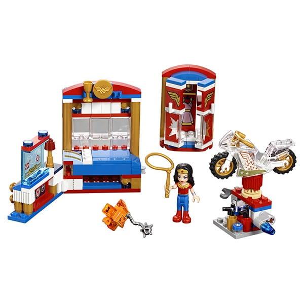 Конструктор Lego 41235 Super Hero Girls Лего Супергерлз Дом Чудо-женщины