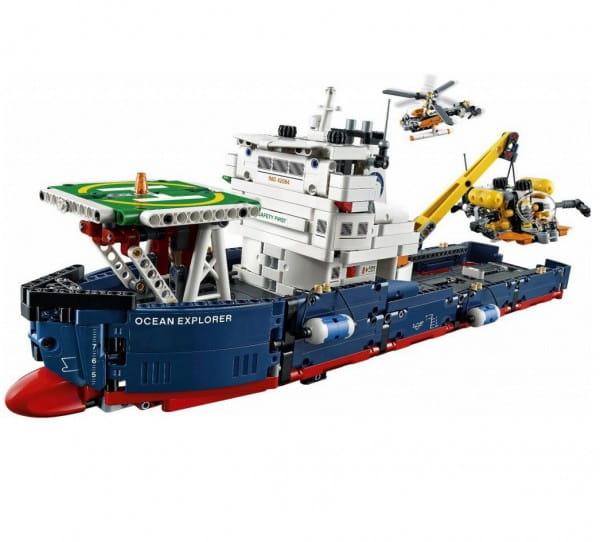 Конструктор Lego 42064 Technic Лего Техник Исследователь океана