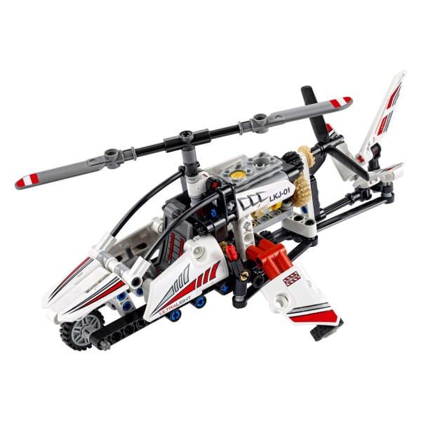 Конструктор Lego 42057 Technic Лего Техник Сверхлегкий вертолет
