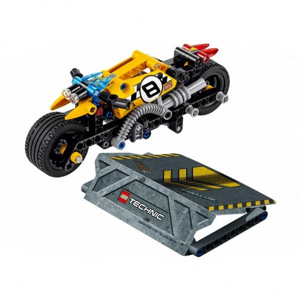 Конструктор Lego 42058 Technic Лего Техник Мотоцикл для трюков