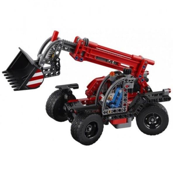 Конструктор Lego 42061 Technic Лего Техник Телескопический погрузчик