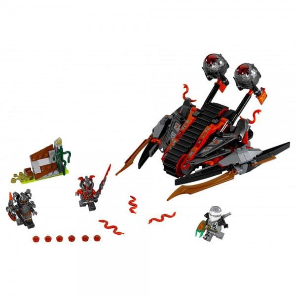 Конструктор Lego 70624 Ninjago Лего Ниндзяго Алый захватчик