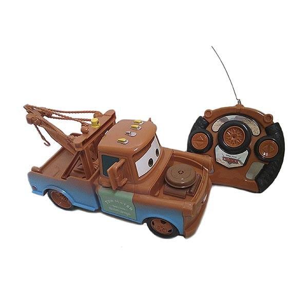 Радиоуправляемая машинка Yellow Тачки Мэтр - 20 см