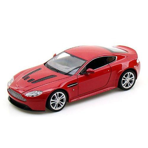 Машинка Welly Aston Martin V12 Vantage 1:24