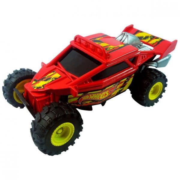 Джип Hot Wheels Красный - 13 см (Toy State)