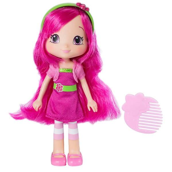 Кукла Strawberry Shortcake Шарлотта Земляничка - Малинка 15 см
