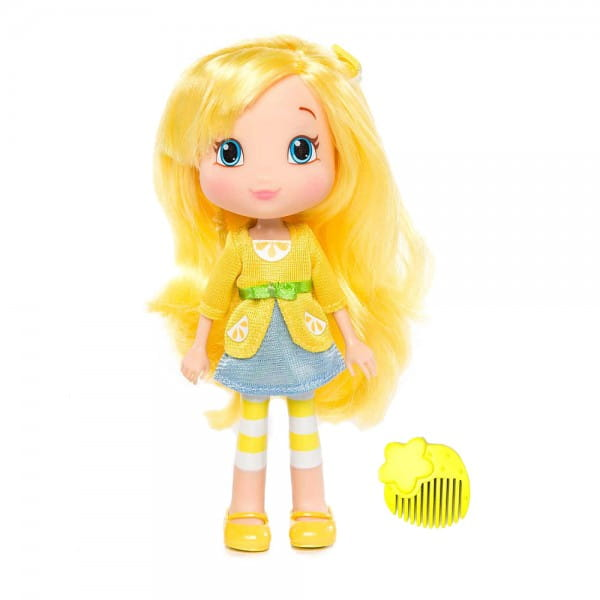 Кукла Strawberry Shortcake Шарлотта Земляничка - Лимона 15 см