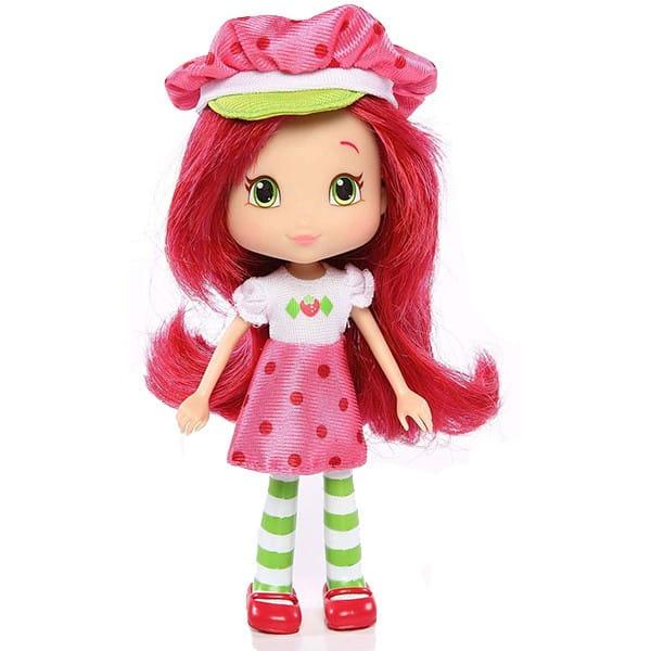 Кукла STRAWBERRY SHORTCAKE Шарлотта Земляничка - Земляничка 15 см