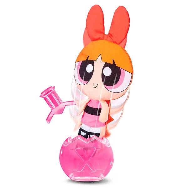 Игровой набор Powerpuff Girls 22315 Кукла с бутылкой 30 см - Цветик