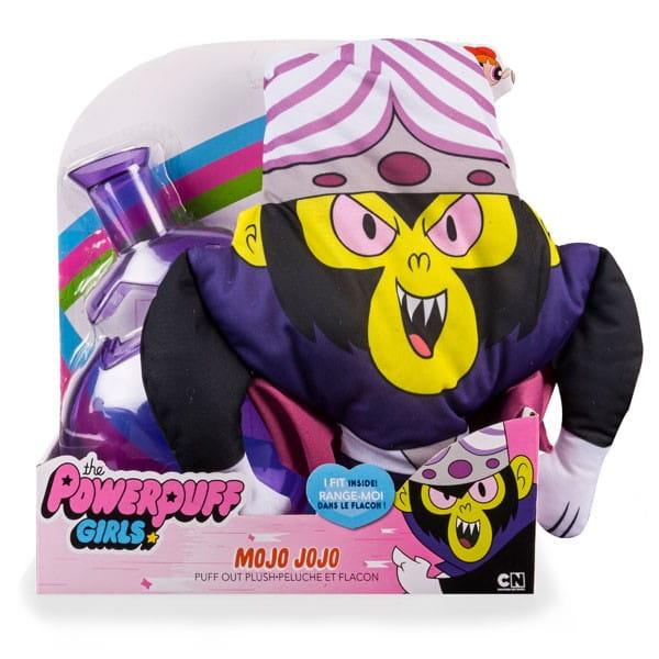 Игровой набор Powerpuff Girls 22315 Кукла с бутылкой 30 см - Моджо Джоджо