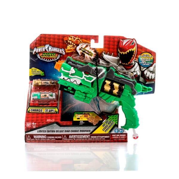 Игровой набор Power Rangers Могучие рейнджеры Диноморфер DX - зеленый