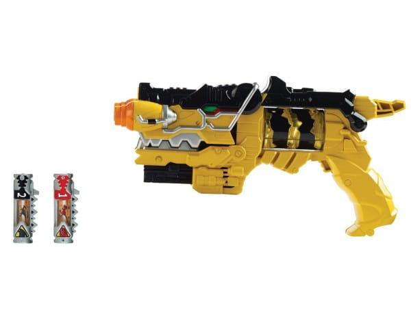 Игровой набор Power Rangers Могучие рейнджеры Диноморфер DX - желтый