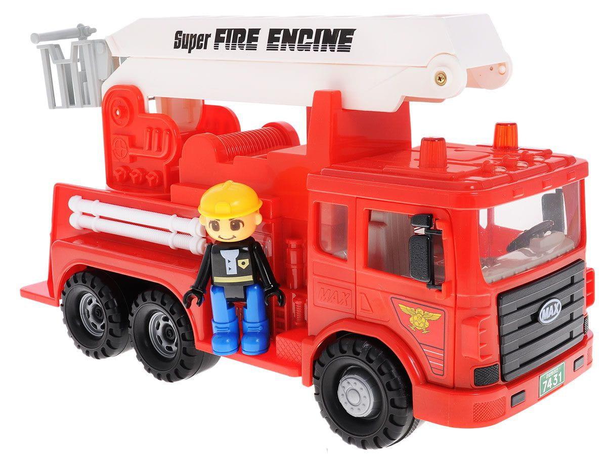 Пожарная машина Daesung Max