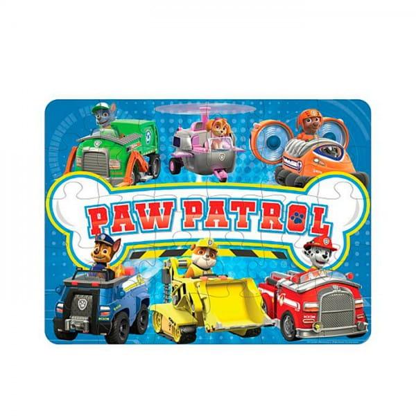 Игровой коврик-пазл Paw Patrol 6028788 Щенячий патруль (Spinmaster)
