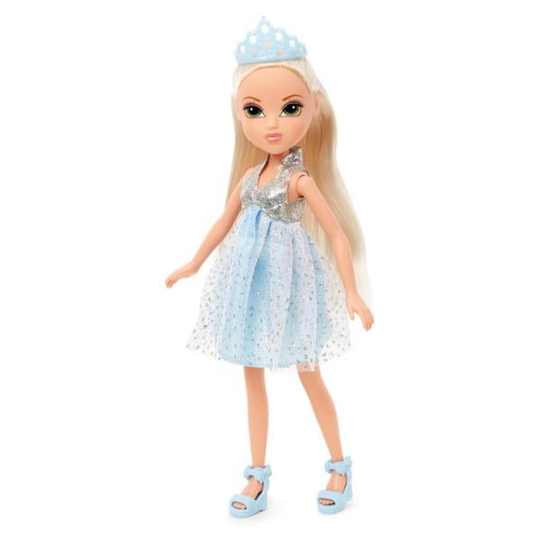 Кукла Moxie Принцесса в голубом платье обновленная