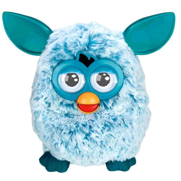 Купить Интерактивная игрушка Furby (Ферби) голубая (Hasbro) в интернет магазине игрушек и детских товаров