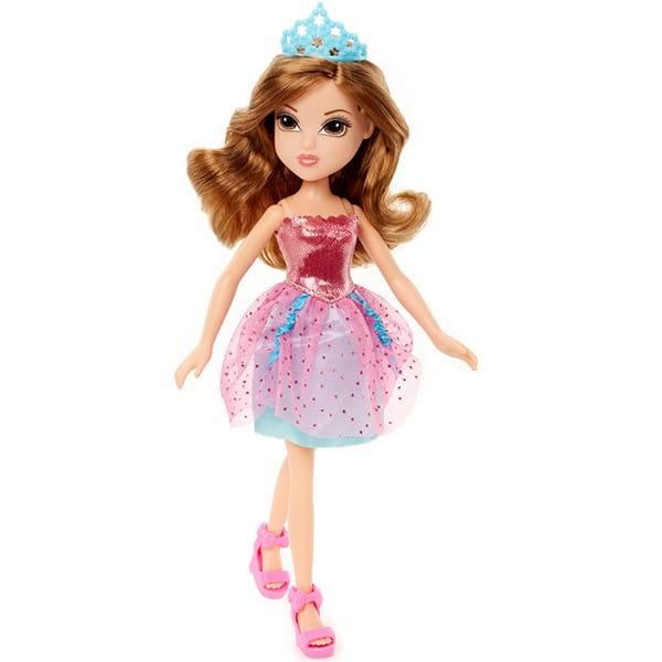 Кукла Moxie 538615 Принцесса в розовом платье обновленная