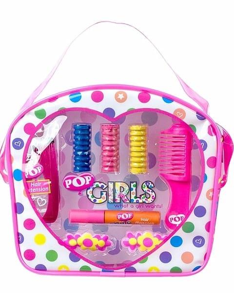 Набор детской декоративной косметики Markwins POP для волос