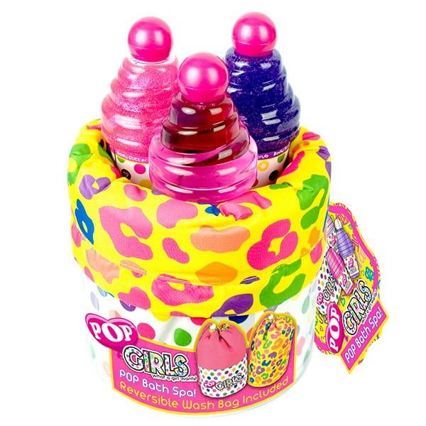 Набор детской декоративной косметики Markwins POP для душа