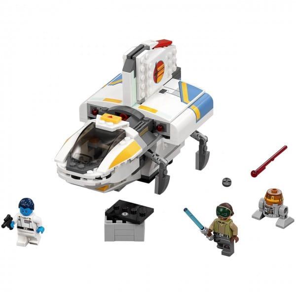 Конструктор Lego 75170 Star Wars Лего Звездные войны Фантом 2