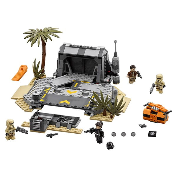 Конструктор Lego 75171 Star Wars Лего Звездные войны Битва на Скарифе