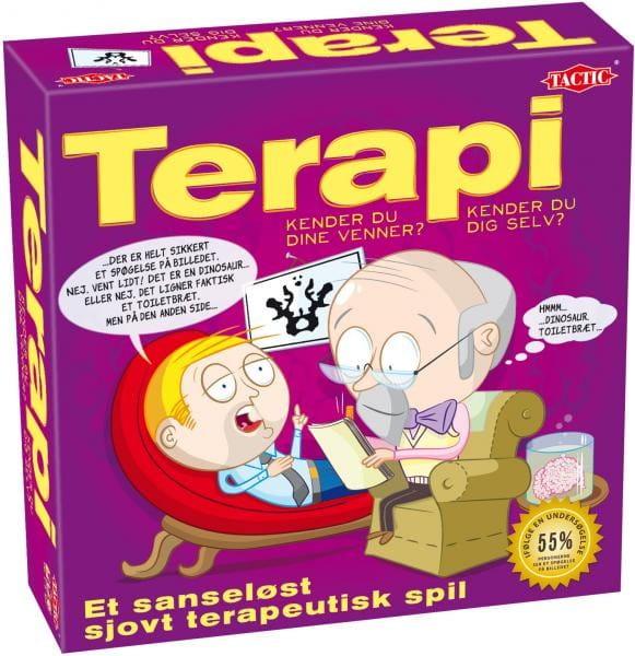 Купить Настольная игра Tactic Терапия в интернет магазине игрушек и детских товаров