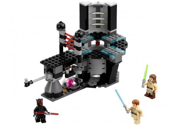 Конструктор Lego 75169 Star Wars Лего Звездные войны Дуэль на Набу