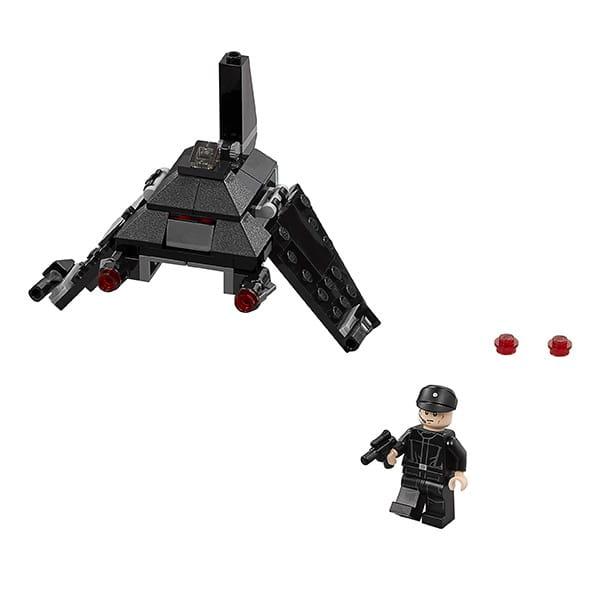 Конструктор Lego 75163 Star Wars Лего Звездные войны Микроистребитель Имперский шаттл Кренника