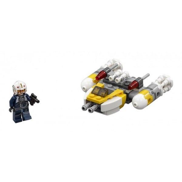 Конструктор Lego 75162 Star Wars Лего Звездные войны Микроистребитель типа Y